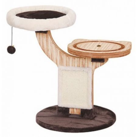 Pet Pals Pet Pals Twine Natural Wood Cat Tree
