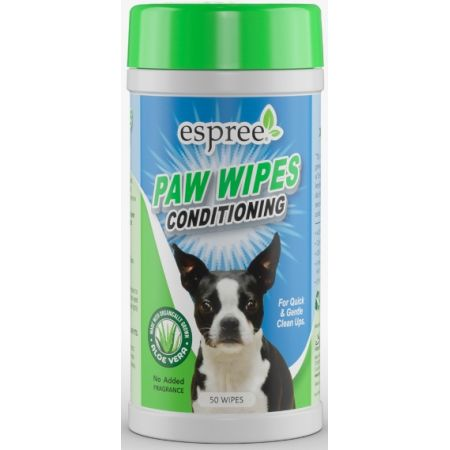 Espree Conditioning Paw Wipes
