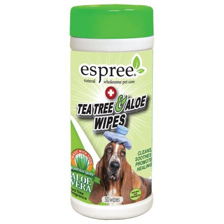Espree Tea Tree & Aloe Wipes