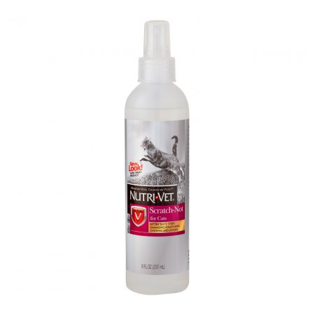 Nutri-Vet Nutri-Vet Scratch-Not Spray for Cats
