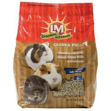 L&M Animal Farms LM Animal Farms Guinea Pig Diet