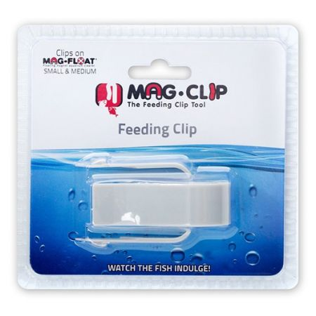 Mag Float Feeding Clip for Small & Medium Mag Floats