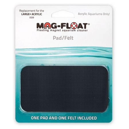 Mag Float Mag Float Pad/Felt Replacement for Large+ Acrylic Cleaner