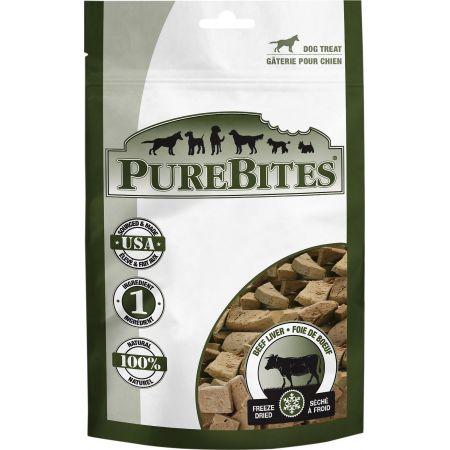 PureBites Beef Liver Freeze Dried Dog Treats alternate view 3