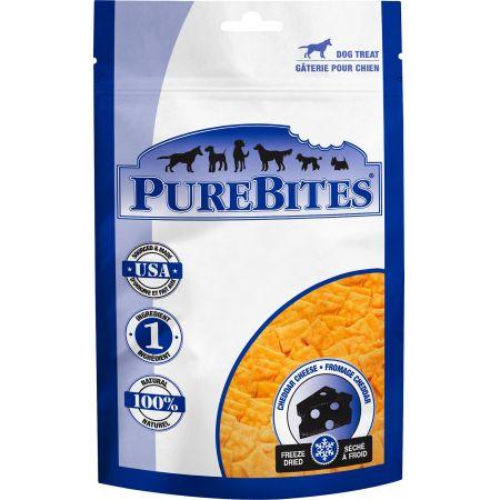 PureBites PureBites Cheddar Cheese Freeze Dried Dog Treats