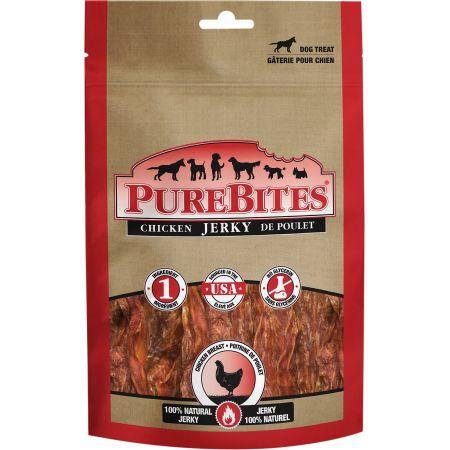 PureBites Chicken Jerky Dog Treats