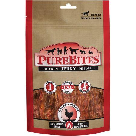 PureBites Chicken Jerky Dog Treats alternate view 2