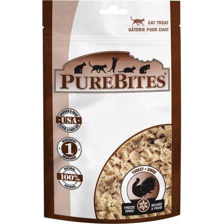 PureBites Turkey Freeze Dried Cat Treats