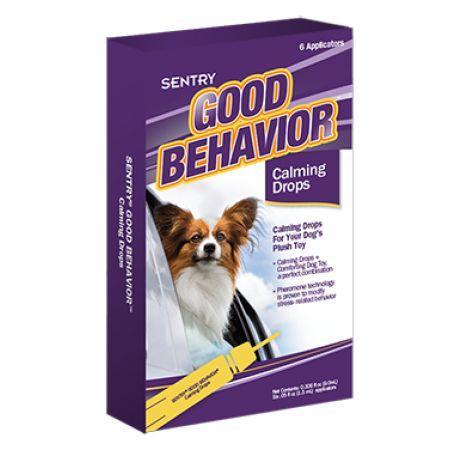 Sentry Good Behavior Calming Drops for Dogs alternate view 1