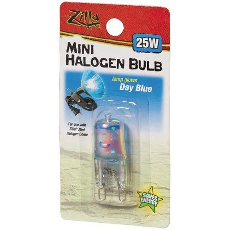 Zilla Mini Halogen Bulb - Day Blue