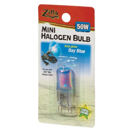 Zilla Mini Halogen Bulb - Day Blue alternate view 2