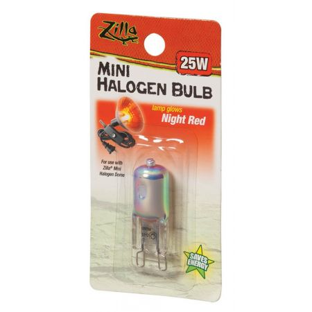 Zilla Zilla Mini Halogen Bulb - Night Red