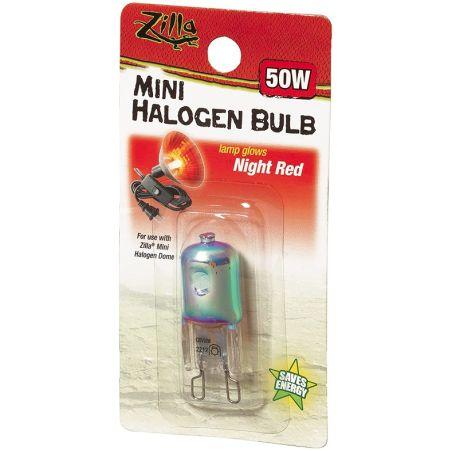 Zilla Mini Halogen Bulb - Night Red alternate view 2