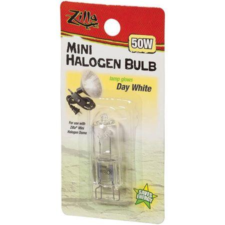 Zilla Mini Halogen Bulb - White alternate view 2