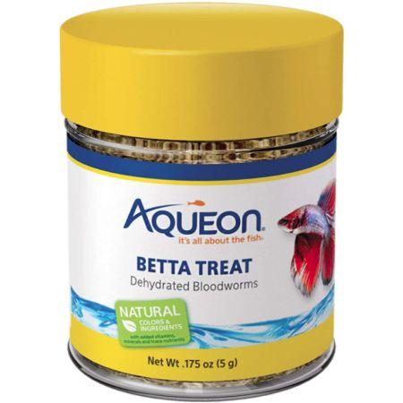 Aqueon Betta Treat Freeze Dried Bloodworms