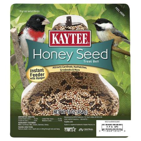 Kaytee Kaytee Honey Seed Treat Bell