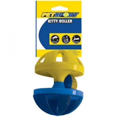 Petsport USA Petsport Kitty Roller Cat Toy