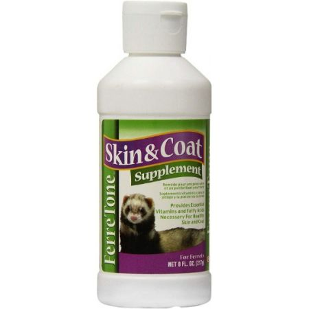 8 In 1 Ferretone Skin & Coat Supplement alternate view 2