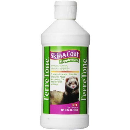 8 In 1 Ferretone Skin & Coat Supplement