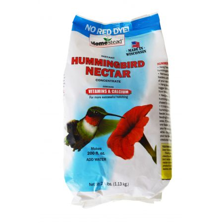 Homestead Hummingbird Nectar Sugar Concentrate Powder