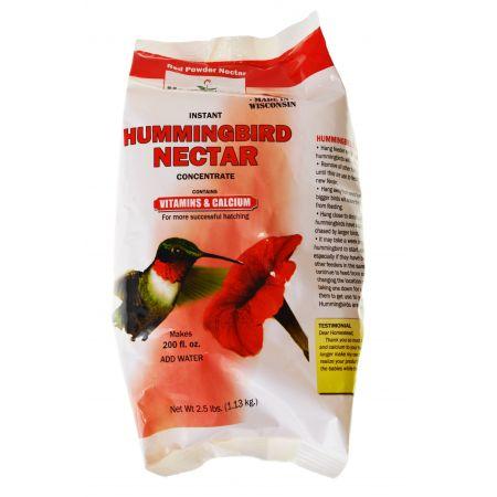 Homestead Hummingbird Red Nectar Sugar Concentrate Powder