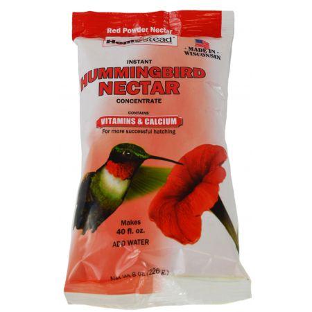 Homestead Hummingbird Red Nectar Sugar Concentrate Powder alternate view 3