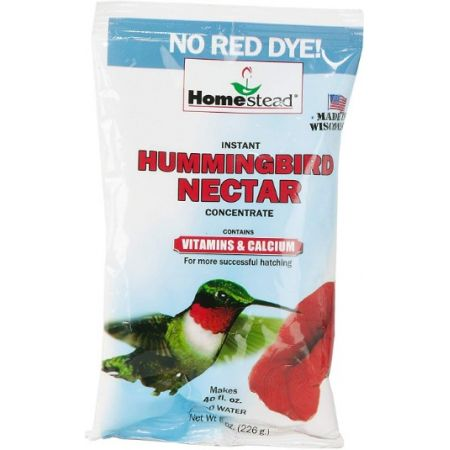 Homestead Hummingbird Clear Nectar Sugar Concentrate