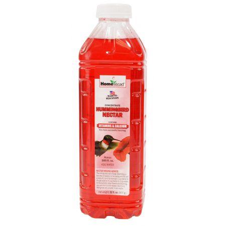 Homestead Hummingbird Red Liquid Nectar Sugar Concentrate alternate view 1