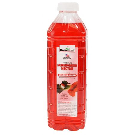 Homestead Homestead Hummingbird Red Liquid Nectar Sugar Concentrate