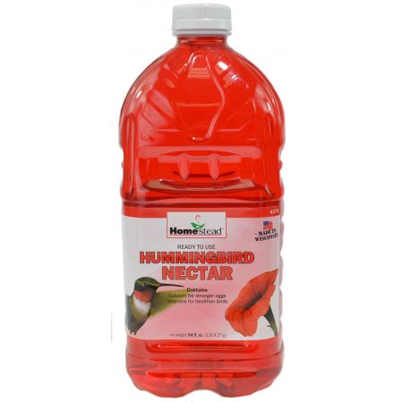 Homestead Homestead Hummingbird Red Ready to Use Liquid Nectar