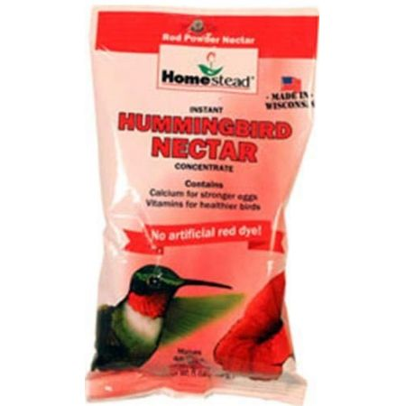 Homestead Homestead Hummingbird Natural Red Powder Nectar Concentrate