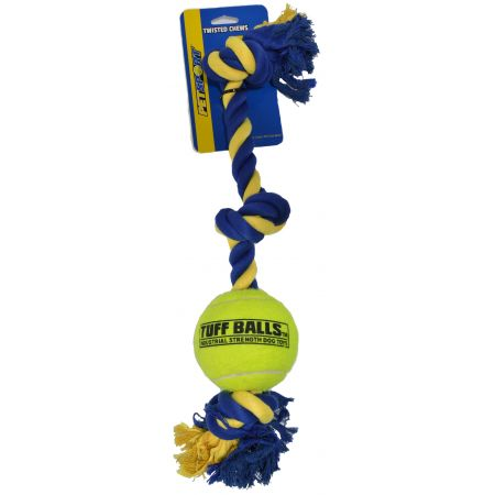 Petsport Giant 3-Knot Rope with Tuff Ball alternate view 1