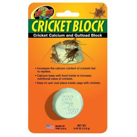 Zoo Med Regular Cricket Blocks Gut load Block