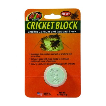 Zoo Med Zoo Med Regular Cricket Blocks Gut load Block