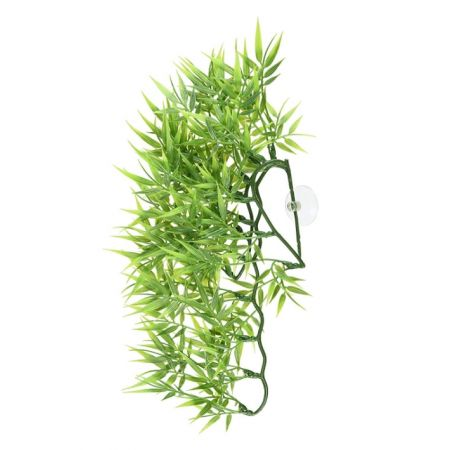 Zoo Small Madagascar Bamboo Plastic Plant Small