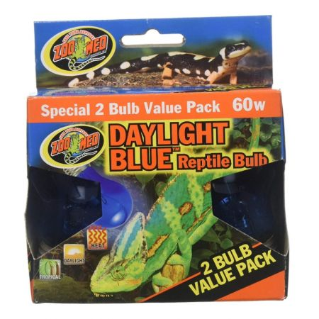 Zoo Med Zoo Med Daylight Reptile Bulb Blue
