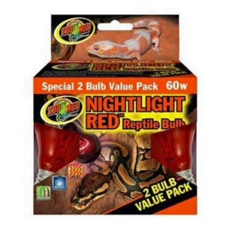 Zoo Med Zoo Med Daylight Reptile Bulb Red