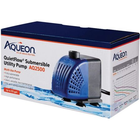 Aqueon QuietFlow Submersible Utility Pump alternate view 3
