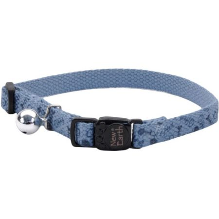 Coastal Pet Coastal Pet New Earth Soy Adjustable Cat Collar - Fish