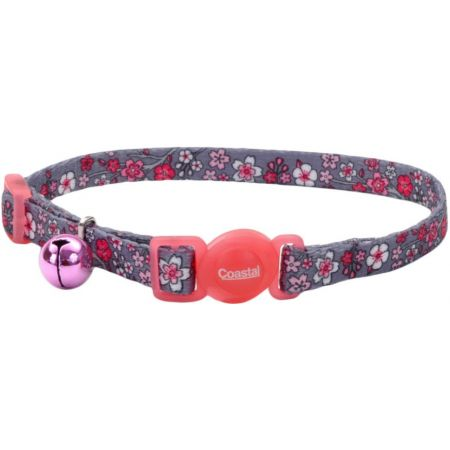 Coastal Pet Coastal Pet Safe Cat Breakaway Collar Pink Cherry