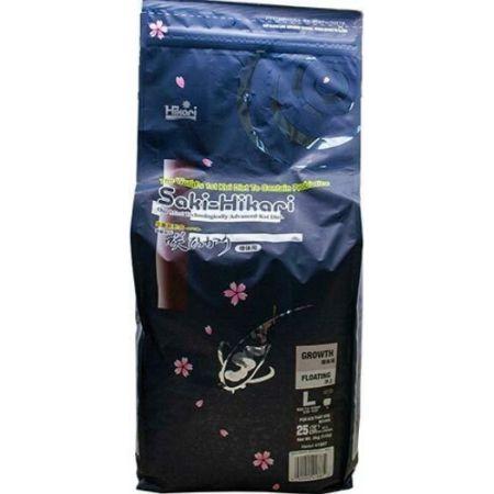 Hikari Saki-Hikari Growth Enhancing Koi Food - Large Pellets