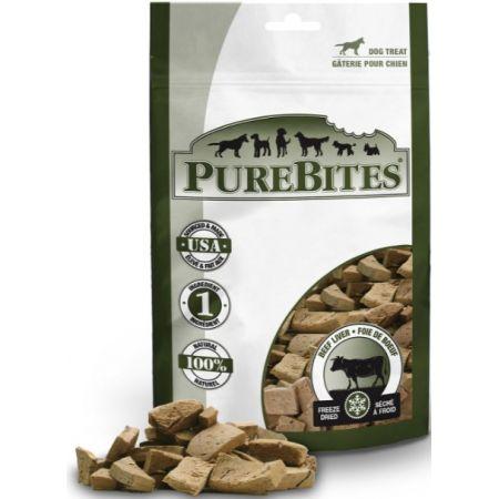 PureBites Beef Liver Freeze Dried Dog Treats alternate view 2