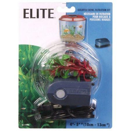 Elite Goldfish Bowl Filtration Kit