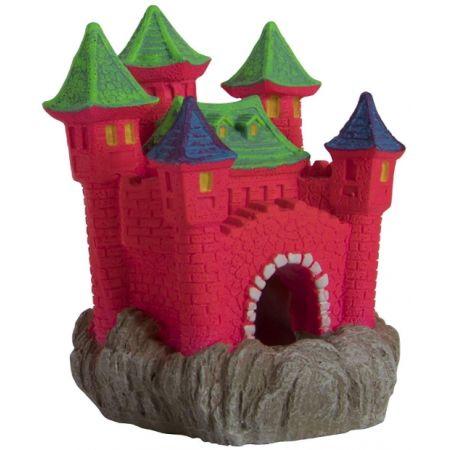 GloFish Castle Aquarium Ornament