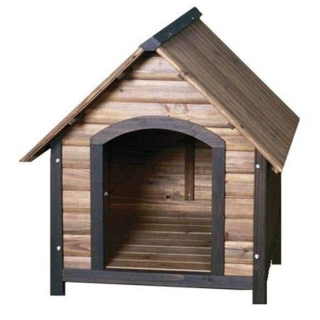 Precision Pet Outback Country Lodge Dog House - Medium