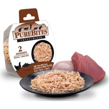 PureBites Pure Bites Wild Tuna & Chicken Breast Mixer for Cats