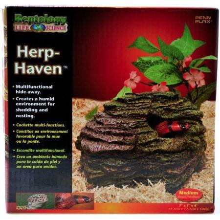 Reptology Herp Haven Reptile Hide Away