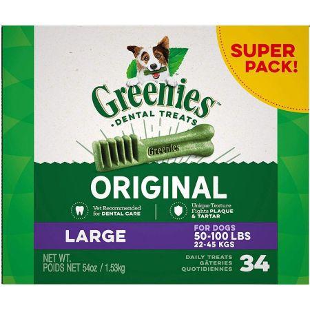 Greenies Original Dental Dog Chews alternate view 18