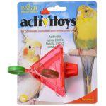 Tilt Wheel Bird Toy