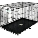 "Model 2000 (24""L x 18""W x 19""H) For Dogs up to 25 lbs"